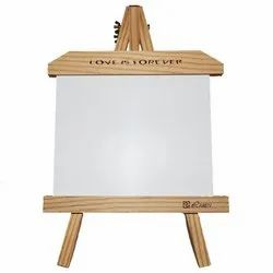 MDF Horizontal Easel, Photo Frame, ME-03