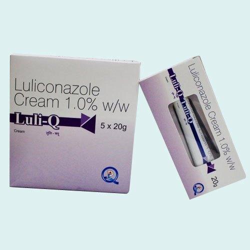 Luli Q Luliconazole Cream 5 X 20 G Rs 35 Piece Kaushal Pharma Id 20771415073