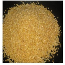 Indian Yellow Organic Wheat Dalia, Packaging Type: 25 Kgs