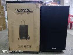 Trolley Black Takara T-8115