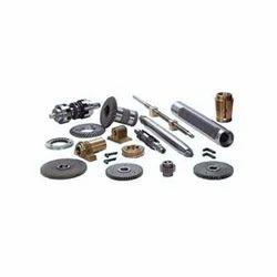 SS Silver FFS Machine Spares Parts