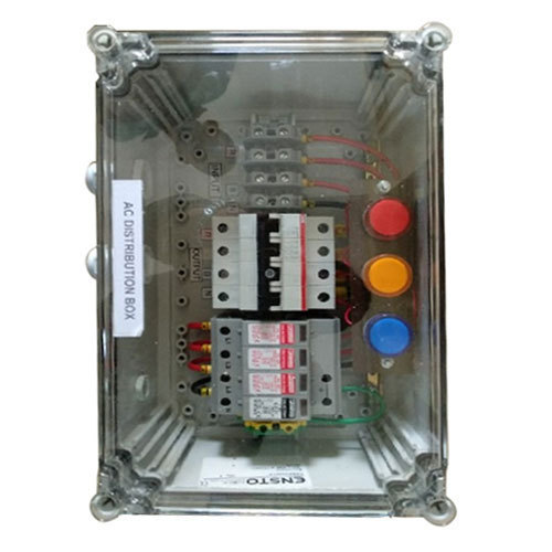 Acdb Distribution Box Acdb Dcdb Manufacturer From Noida