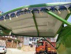 E Rickshaw FRP Roof