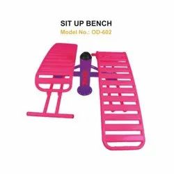 OD 602 Sit Up Bench