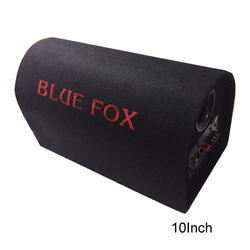 10 Inch Bluefox Active Bass Tube