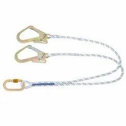 Safety Belt Double Lanyard
