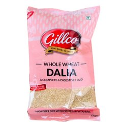 Gillco Whole Wheat Dalia, Gluten Free