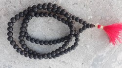 Ebony Wood Mala