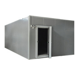 Stainless Steel Cold Storage Room