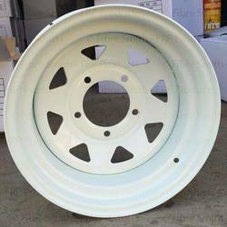Mahindra Thar Alloy Wheel