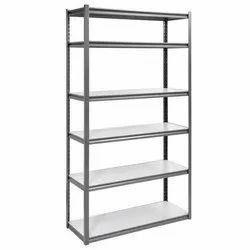 6 Shelves SS Rack