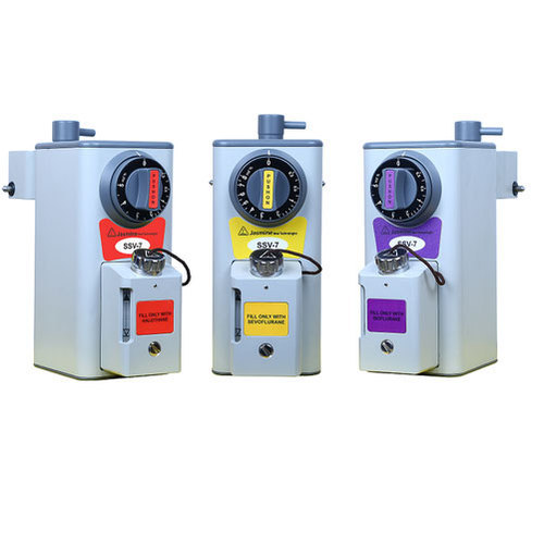 Jasmine Med Technologies Jasmine SSV-7 Anaesthesia Vaporizer for Hospital,  | ID: 20336633355