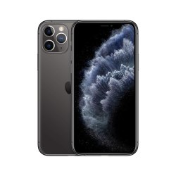 Plastic Gray IPhone 11 Pro Space Grey