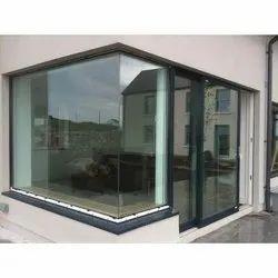 Glass to Glass Window