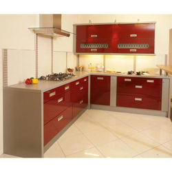 Best L Shape Modular Kitchen Professionals Contractors Designer
