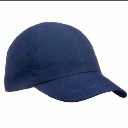 ca016e0eeb2 Decathlon Blue Trek 100 Mountain Trekking Cap - Blue, Size: 56-60cm ...