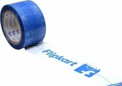 Flipkart Watermark Ultra Strong Sticky Adhesive Packing and Shipping Cello Tape 48mm x 65 Meter