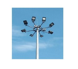 LED High Mast Pole