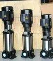 CRI MVC 2/18 Vertical High Pressure Multistage Pump