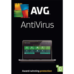 Avg Antivirus 1 Pc, 1 Year, Global, For Windows