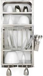stainless steel kitchen stand / kitchen rack / dish rack, ss