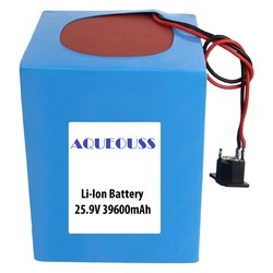 39600mAh 25.9V Li Ion Battery
