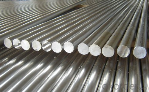 TIB Grade Steel Round Bar