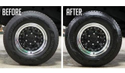Tyre Shine Gel