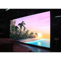 High Resolution LED Display Screen