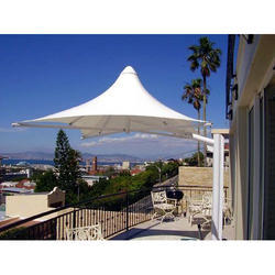 Umbrella Fabric Tensile Structure