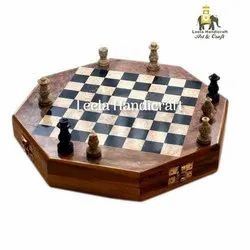 Soap Stone Chess Board Set