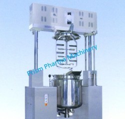 Prism Ultra Mixer Pharmaceutical Machines