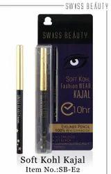 Swiss Beauty Soft Kohl Fashion Wear Kajal Sb-E2