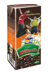 Nandini Cool Milkafe