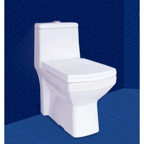 Ceramic English Toilet Seat