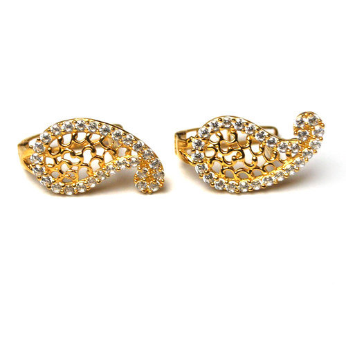 149363b7343abb Ladies Earrings at Rs 7000 /piece | Gold Earrings | ID: 14448391312