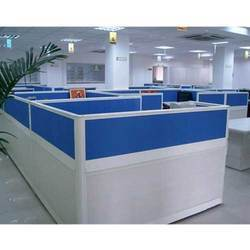 Workstation Interiors Turnkey Project Service