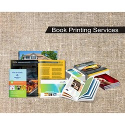 1 To 2 Days Book Printing Services in Local Area