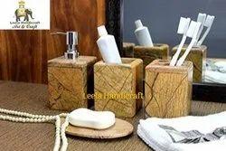 Stone Bathroom Sets