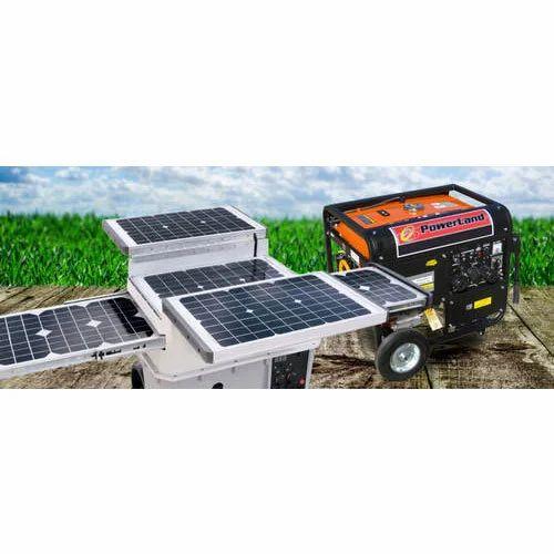 Solar Portable Generator 3kwp, Solar Power Generator, Solar Energy Generator,  Industrial Solar Generator, Home Solar Generator, On Grid Solar Generator -  Go Green Solar Power Pack, Dasuya   ID: 19033233297