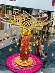 Mall Activity Decorations Event In The Mall, Pan India