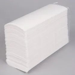 R.S.T White N Fold Tissue Paper for Hotel