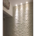 Cloudy Cluster Brick Wall Cladding
