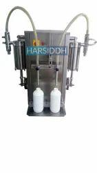 Semi Liquid Bottle Filling Machine