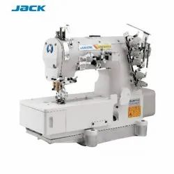 Electric Jack Flat Lock Inter Lock Machines, Model Number/Name: W4-d-01-02-03-08x356, Automatic Grade: Manual