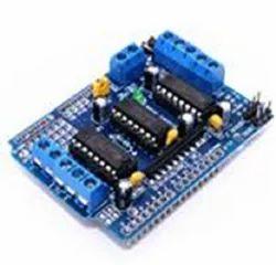 L293D Motor Driver/Servo Shield for Arduino