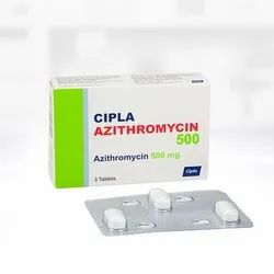Medpro Azithromycine Tablets