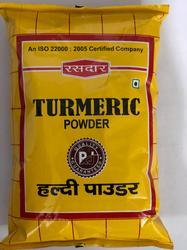 Turmeric Packing Pouch