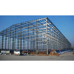 Steel Modular MS Prefabricated Building Structure, For Industrial