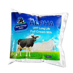 Milk Packaging Pouch
